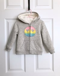 Toddler girls hoodie size 3T Mississauga, L5M 0H2