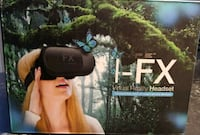 Hype I-FX Virtual Reality headset Vaughan, L4H 4L6