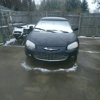 Chrysler - Sebring - 2001 442 mi