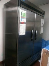 black side-by-side refrigerator with dispenser Las Vegas, 89147