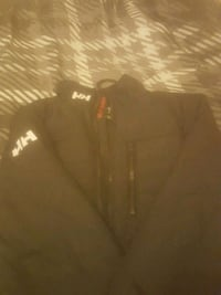 Black helly hansen winter jacket Edmonton, T5H 2E6
