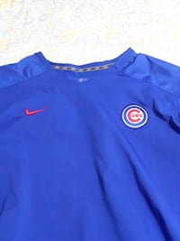 Cubs pullover