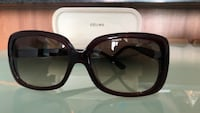 Black framed Celine sunglasses Toronto, M5V