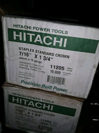 Pas load nailer and Hitachi and staples