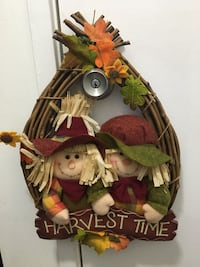 "Fall hanging decoration ""Harvest Time"" Alexandria, 22309"