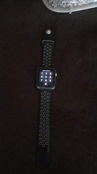 black Apple Watch with black sports band Tucson, 85719