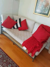 Ikea sofa bed/delivery available Mississauga, L5A 1Y5