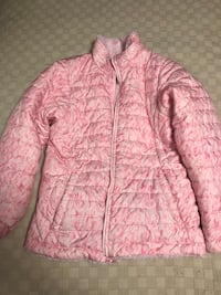 Girls size 14/16 Reversible North Face coat great condition Schenectady, 12305