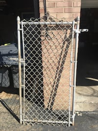 """Gate 32"""" x 60"""" fits 36"""" opening with hardware"""