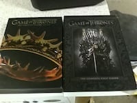 Game of Thrones season 1 and 2 Las Vegas, 89115