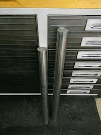 """2"""" solid stock stainless steel bar"""