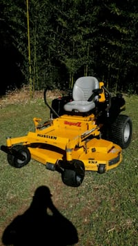 Used Black And Yellow Zero Turn Mower For Sale In Cary Letgo