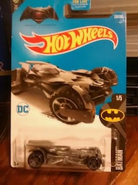 Hot wheels Batman VS Superman Urbana, 43078