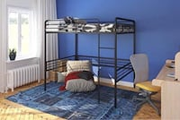 Metal Loft Bed Frame Full Size NEW IN PACKAGE Seattle, 98115