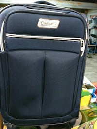 Coleman 1 piece luggage