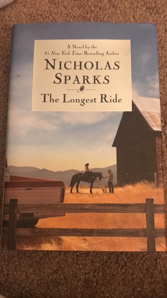 the longest ride nicholas sparks pdf download