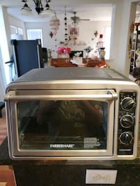 Toster Over 1500w with Rotisserie