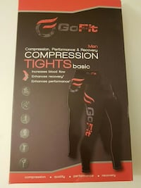 Go fit tights Bergen, 5081