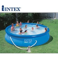 Piscina Intex + 3 teli Fondi, 04022
