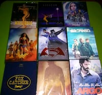 Various movies including steelbook premiums and boxsets Toronto, M6L 1B5