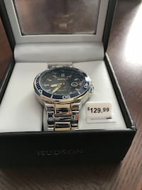 Men's Hudson watch Ottawa, K4A 3N2