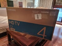 "Samsung HD TV Led 32"" (Nueva) Valencia"