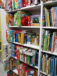 Kids' board games and puzzles Toronto