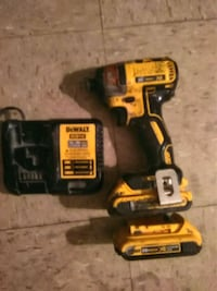 DeWalt cordless hand drill with charger Brooklyn, 11212