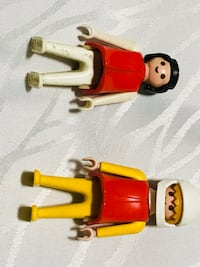 2 Geobra toy people 1974 Calgary, T2V 0M3
