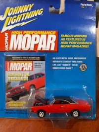 Johnny Lightning Diecast 9 Plymouth Muscle Cars  Guelph