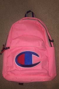 Small Pink Champion Backpack Kitchener, N2R 1L2