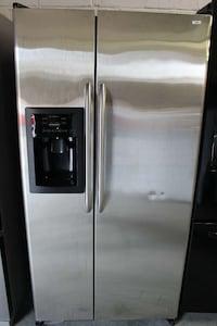 stainless steel side by side refrigerator Dale City, 22193