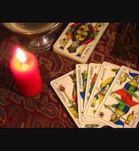 Tarot card reading  Sherman