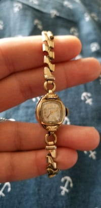 Swiss vintage  17 Jewels Monarch watch Lexington