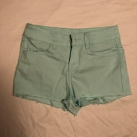 High waisted shorts, size s-xs $5for all Toronto, M1P 4P5