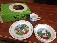 Johnson Brothers Snoopy & gang set Orangeville, L9W 3S3