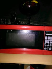 black and red microwave oven Louisville, 40203