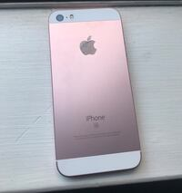 Rose gold iPhone 5 SE for metro/t mobile Manteca, 95336