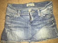 blue denim Miss Me bottoms Northwood, 03261