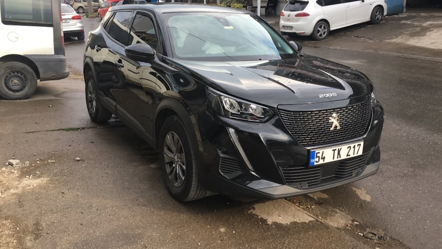 2020 Peugeot 2008 1.2 PURETECH 130HP ACTIVE MT 1