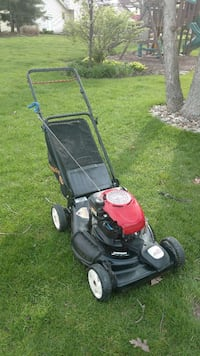 Used Craftsman Self Propelled Lawn Mower With Bag For Sale