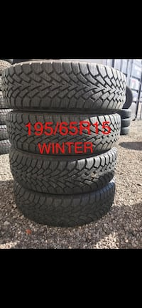 195/65R15 GOODYEAR NORDIC WINTER  Milton, L9T