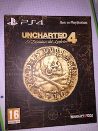 Uncharted ps4 edición limitada Madrid, 28039