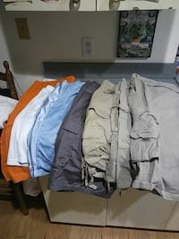 7 Pair Shorts. Size 44 good Condition!