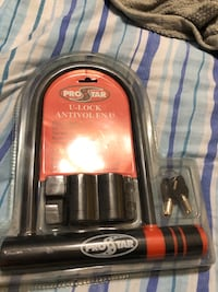 Bike Lock $15 Edmonton, T5A 1B4