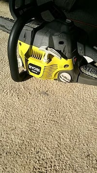 yellow and black Poulan Pro chainsaw Elkton, 22827