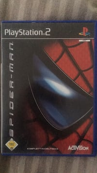 Spiderman ps2 Seelze, 30926