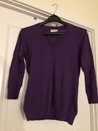 Anne taylor loft 3/4 sleeve sweater Arlington, 22204