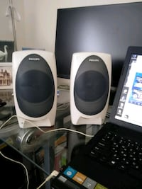 Phillips computer speakers Burnaby, V5H 2Y7