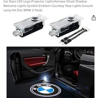 BMW DOOR LIGHTS Hyattsville, 20784
